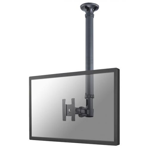 NEWSTAR FPMA-C100 NewStar - Ceiling mount tuotteelle LCD-näyttö - musta -näytön koko: 10″-30″