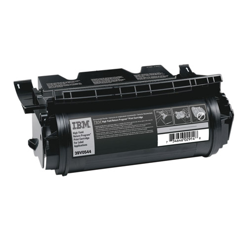 IBM Infoprint 1650 musta väri 39V0544 21K
