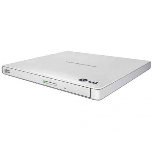 LG GP57ES40 External DVD-RW USB - White