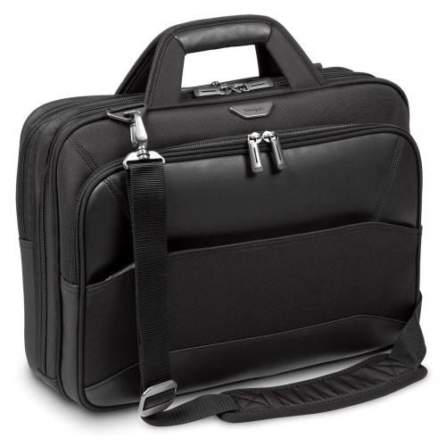 TARGUS Mobile VIP 12.5-15.6inch Large Laptop Topload Black