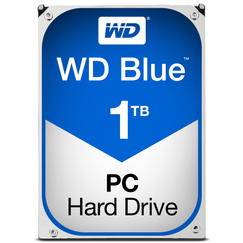 WD Blue WD10EZEX 3,5 HDD 1TB SATA 6Gb-s 64MB