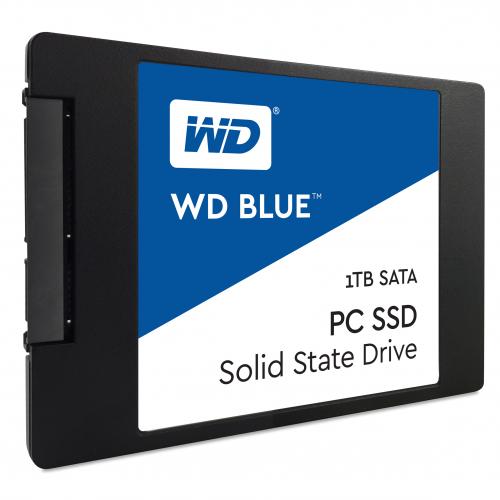 WD Blue SSD 1TB 2,5Inch SATA III