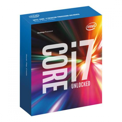 INTEL Core i7-8700K 3,70GHz LGA1151 12MB Cache Boxed CPU