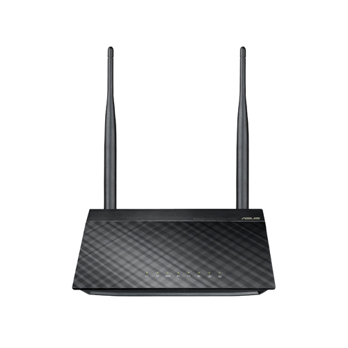 ASUS RT-N12E N300 Wireless Router Repeater AP Mode, 5DBi antennas
