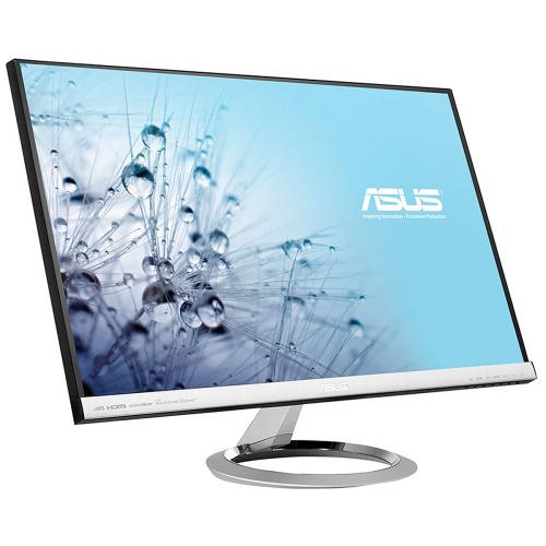 ASUS MX279H 27INCH LED 16 9 FULLHD 80M 1 250CD 5MS - GTG - SPEAKERS 2X5W ANALOG HDMI BLACK
