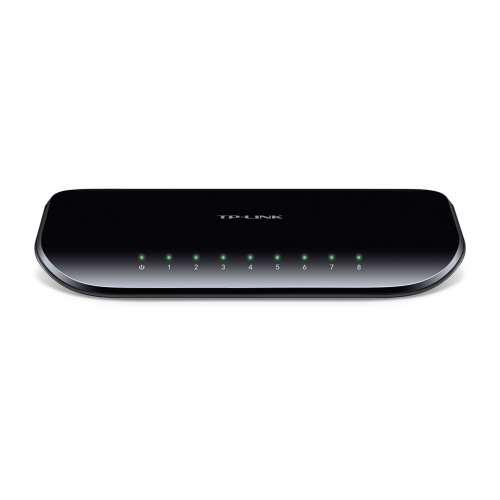 TP-LINK 8-PORT GIGABIT SWITCH (PLASTIC)