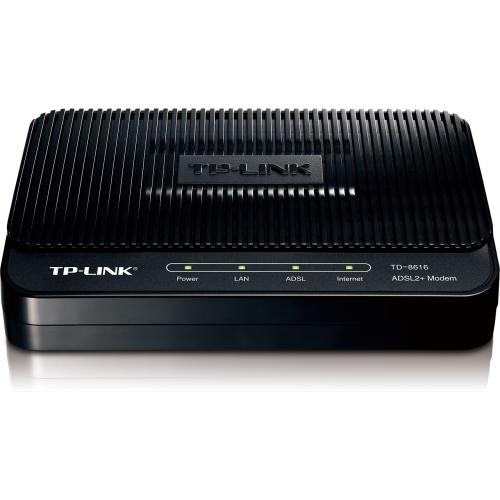 TP-Link ADSL2+ modem 1x10 100 (Bridged)