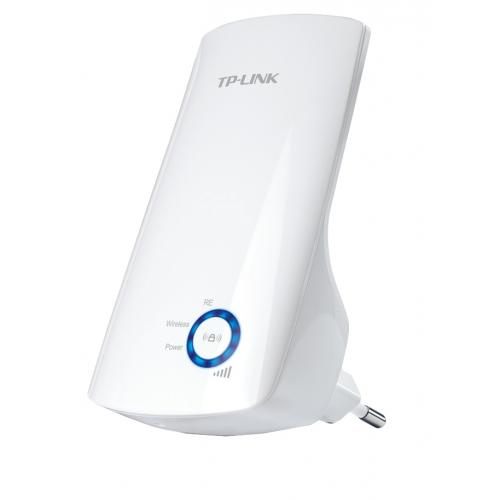 TP-LINK 300Mbps Universal Wireless N Range Extender Wall Mount 2.4GHz 300Mbps 802.11b g n