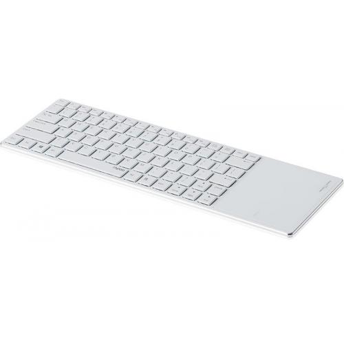 E2800P Langaton Kosketuslevynäppäimistö - Valkoinen