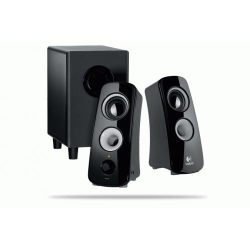 Logitech Z323 speakers 2.1 30W black