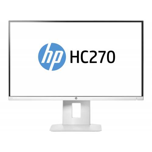 HP Healthcare Edition Display HC270 27in QHD LED IPS 16 9 2560x1440 DICOM Complian