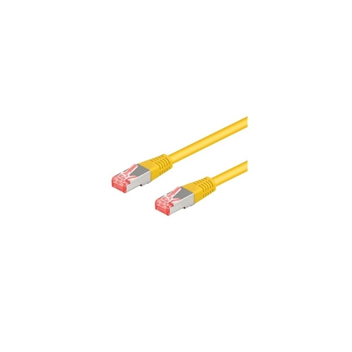 Digitus Patch Cable CAT6A SFTP LSOH Yellow 3m