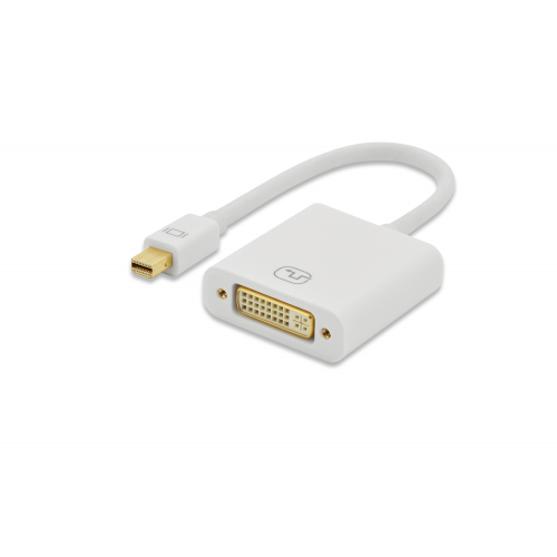 ednet DisplayPort Adapter Cable mini DP(m)- DVI(f) 0.15m
