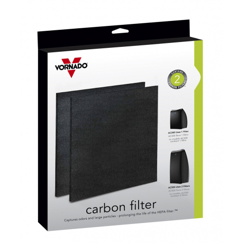 Vornado Carbon Filter 2 Pack