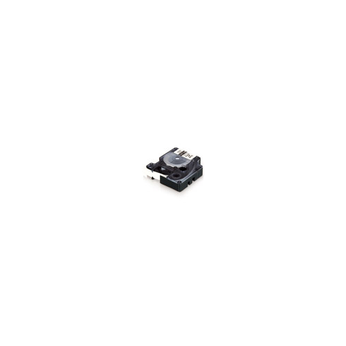 Dymo RP joustava nylonteippi 12mm valkoinen