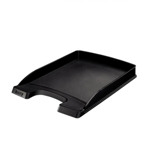 LEITZ Plus Slim lomakelaatikko A4 musta