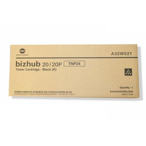 Konica BIZHUB 20 (TNP24) toner black 8K