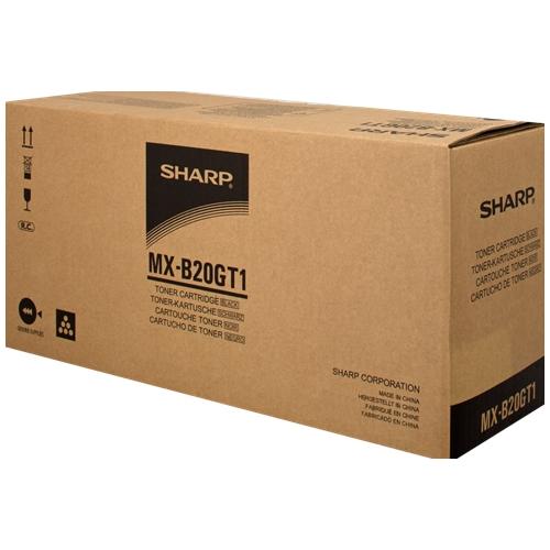Sharp MXB20GT1 toner cartridge: MX-B200, MX-B201D