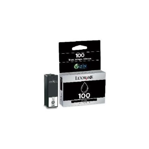Lexmark no.100 Black ink 170s. PRO905 PRO805 PRO705 PRO205 S605 S505 S405 S305