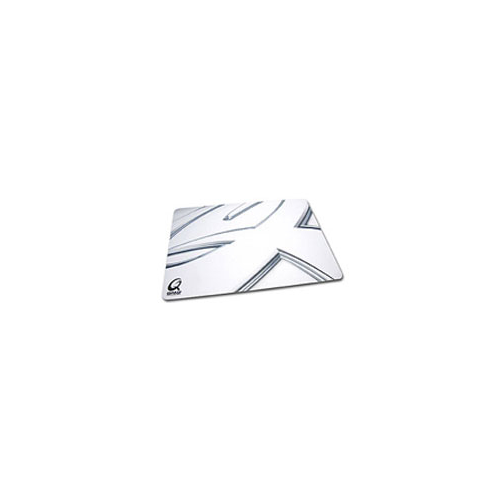 QPAD-3707 White Cloth Professional Gaming Mouse Pad