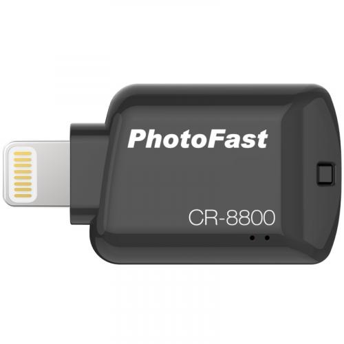 PhotoFast CR-8800/iOS Card Reader Black