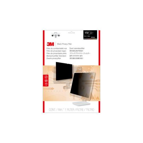 3M tietoturvasuoja 17″standardinäyttöihin 5:4 musta