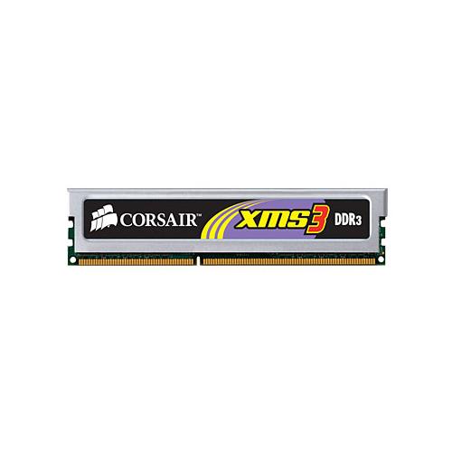 Corsair 2GB (2 x 1GB) PC3-8500 DDR3-1066MHz CL7 240-Pin DIMM Kit