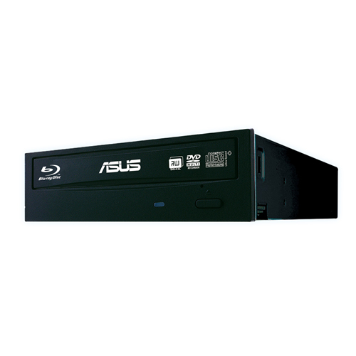 ASUS BW-16D1HT BLK B BluRay BD Writer Extreme 16X Blu-Ray writing speed BDXL Support