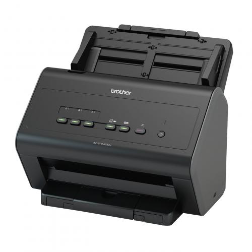 BROTHER ADS2400N Desktop Scanner