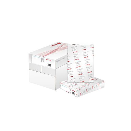 Xerox Colotech+ Gloss Coated A4 120g valkoinen kiiltävä väritulostuspaperi 500ark riisi (6riisiä ltk