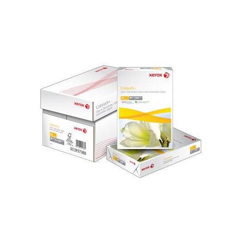 Xerox Colotech+ Glossy A3 170g valkoinen kiiltävä väritulostuspaperi 400ark pkt (3pkt ltk)