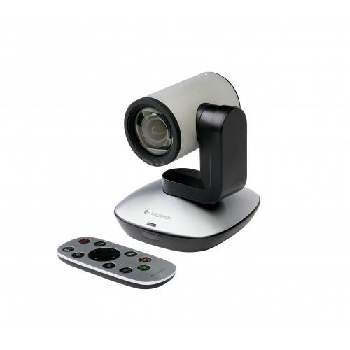 Logitech PTZ Pro Camera - Videoneuvottelukamera - PTZ - väri - 1920 x 1080 - 1080p - moottoroitu - a