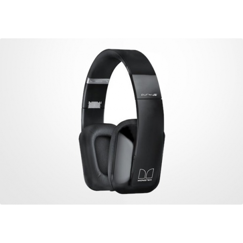 BH-940 NOKIA PURITY PRO STEREO HEADSET BY MONSTER, BLACK