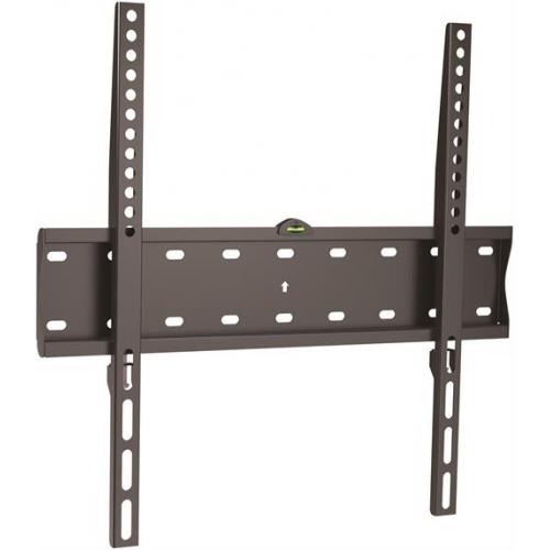 DELTACO seinäkiinnike tv/näyttö, 32″-70″, max 40kg, musta