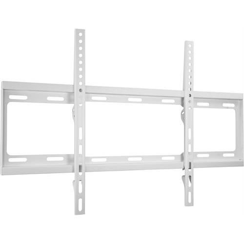 DELTACO seinäkiinnike TV:lle/näytölle, 37-70″, max 40 kg, VESA 75x75 - 600x400mm, valkoinen
