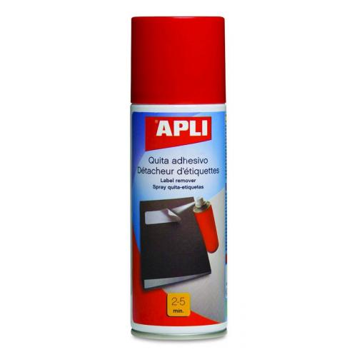 APLI puhdistussuihke tarranirroitukseen 200ml