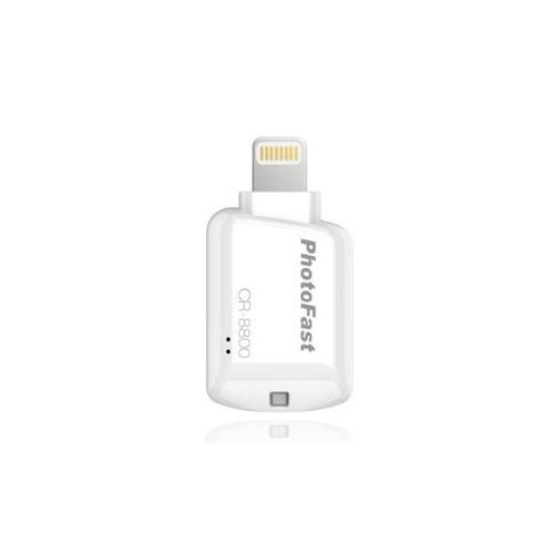 PhotoFast CR-8800/iOS Card Reader 128GB White