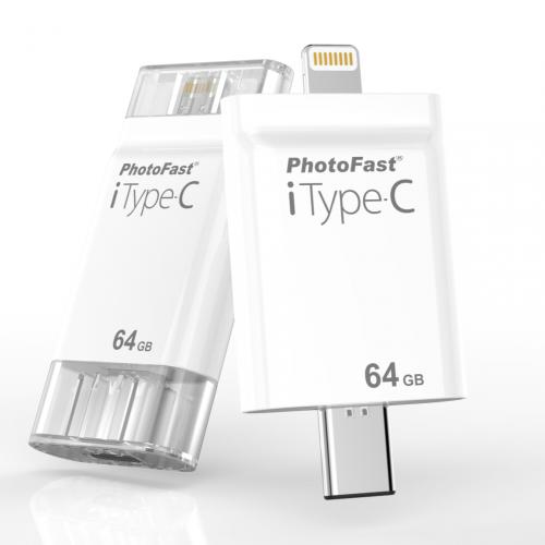 PhotoFast iType-C 4-in-1 64GB FlashDrive