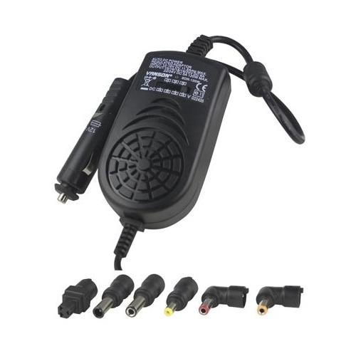 Autoadapteri kannettaviin mikroihin SDR-120W