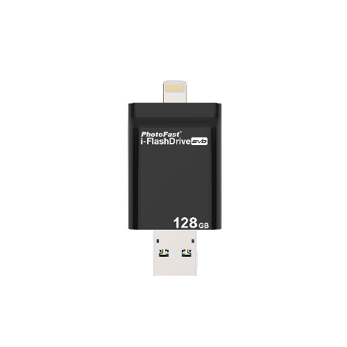 PhotoFast i-FlashDrive EVO/USB3 iOS 128GB