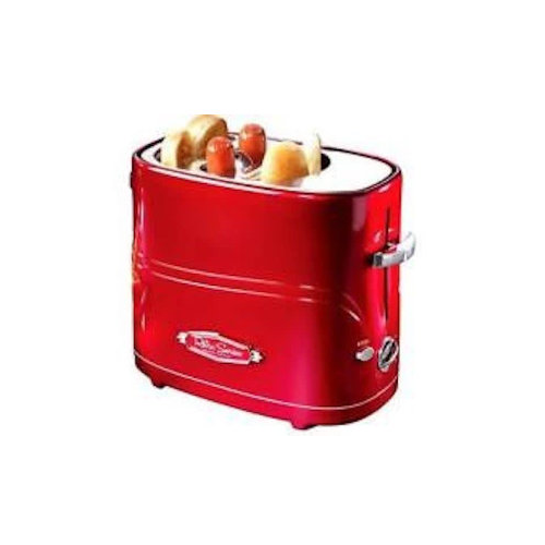 Retro Line Hot Dog Popup Toaster