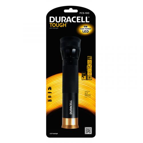 Duracell Tough FCS-100 Taskulamppu 160 lm
