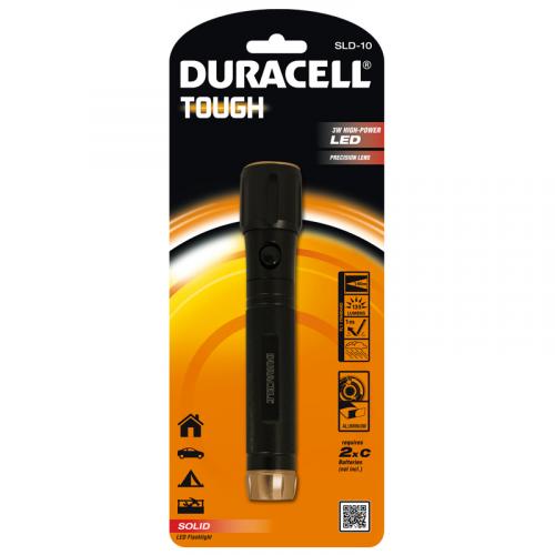 Duracell Tough SLD-10 Taskulamppu 135 lm