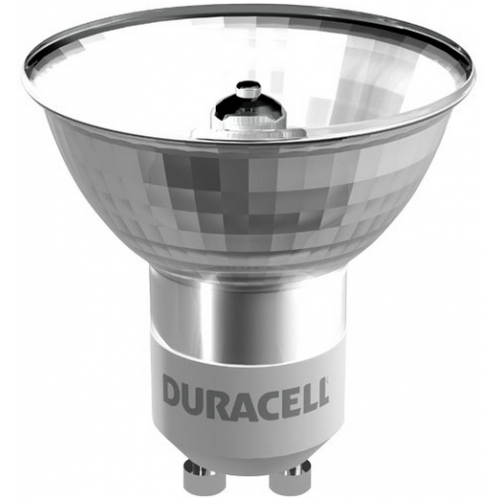 Duracell GU10 Spot Lamp 40W Dimmable 300lm