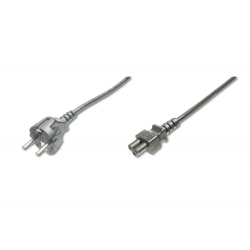 Assmann PSU Cable Schuko-IEC C5 2m