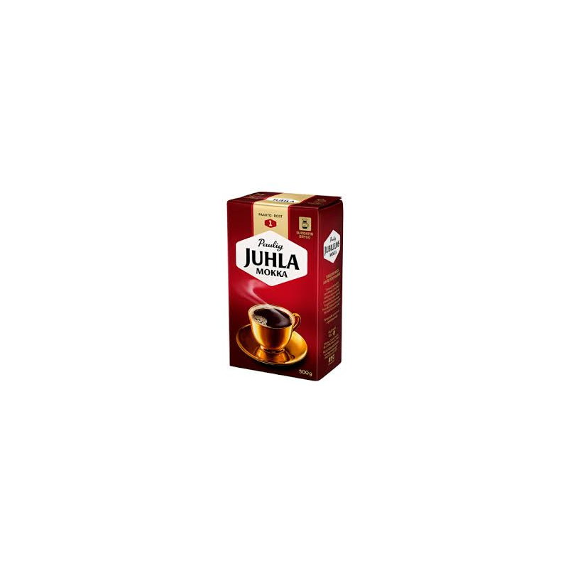 PAULIG Juhla Mokka 500g suodatinjauhatus kahvi