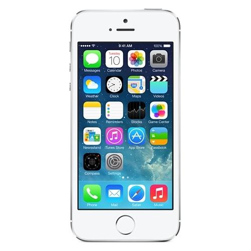 Apple iPhone 5s - Hopea - 4G LTE - 16 Gt - 4 - Retina Display - GSM - älypuhelin