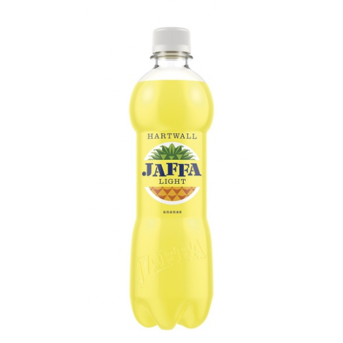 Hartwall Jaffa Ananas Light 0.5l (24plo/levy)