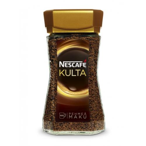 Pikakahvi Nescafé kulta 200g (6kpl/pkt)