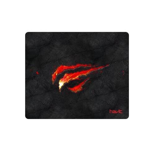 Havit Gaming Mousepad Black/Red 250*210*2mm